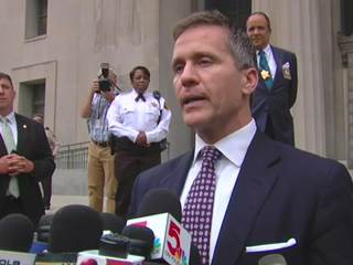 Woman who had affair with Greitens speaks