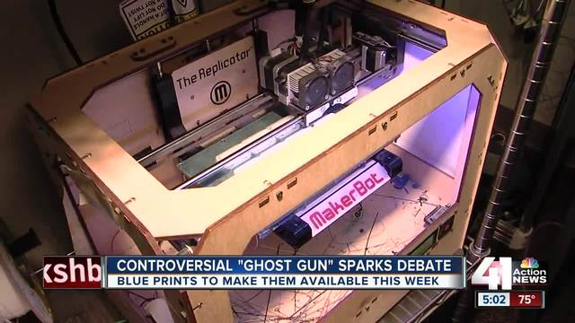 Ruling On 3D Printed Guns Opens Door For Easily Accessible, Untraceable  Firearms