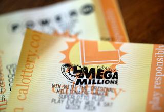 No Mega Millions winners; jackpot up to $1.6B