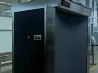 Body Scanner for Airports