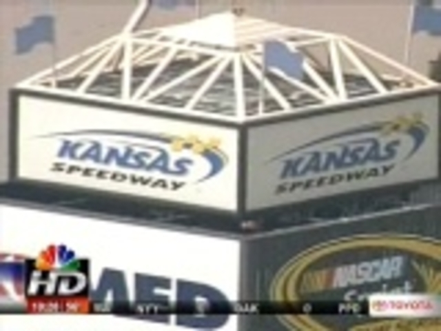 Nascar Headed To Kansas Speedway For Big Weekend Of Racing