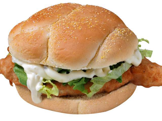 Taking a bite out of the healthiest fast food fish for Fish sandwich fast food