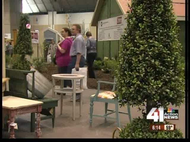 Kansas City Lawn And Garden Show Bartle Hall Best Idea