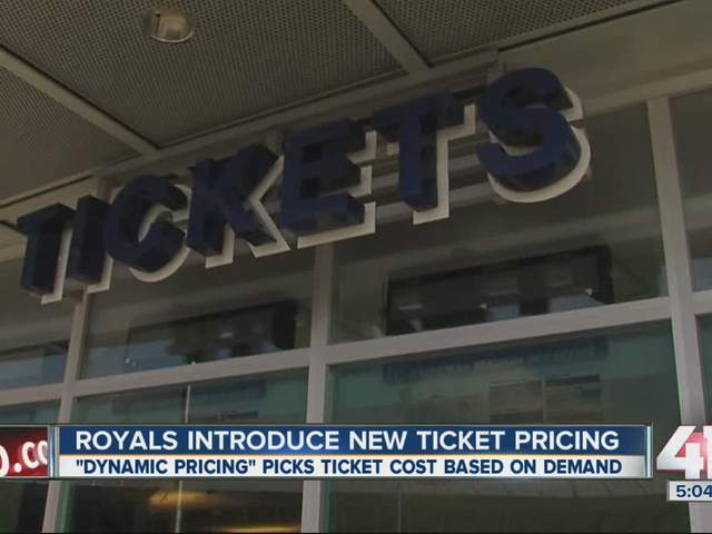 dynamic ticket pricing