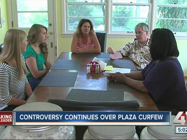an argument against a teen curfew Debate about teen curfew laws- agree or disagree my town has teen curfew i'm against government enforced curfews because they're a clear violation of.