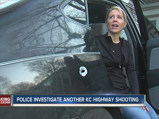 Police investigate KC highway shootings, 13 total so far