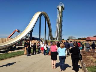 Verrückt water slide sets world record