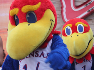 Kansas newly mentioned in NCAA case