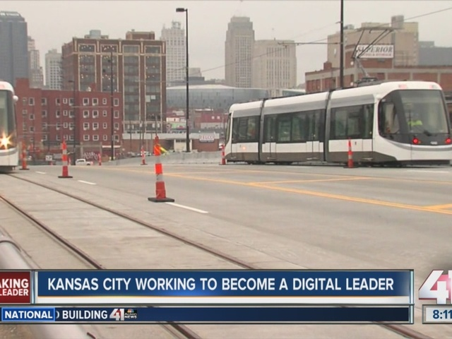 Kansas City Working To Become A Digital Leader 41 Action News