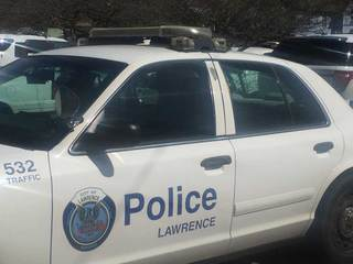 Lawrence officer shot during training exercise