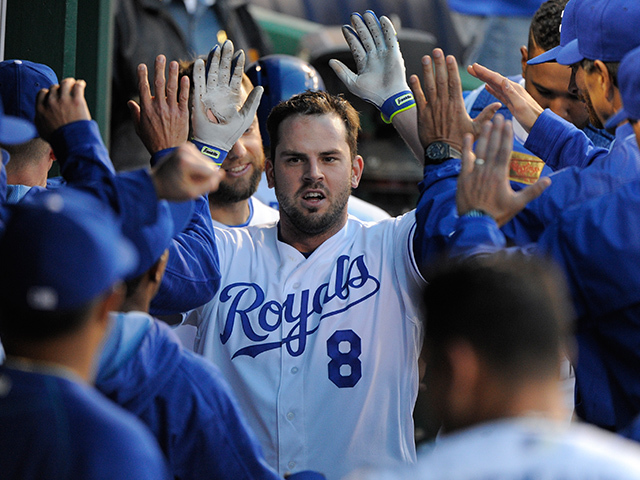Mike Moustakas royally screwed up his free agency