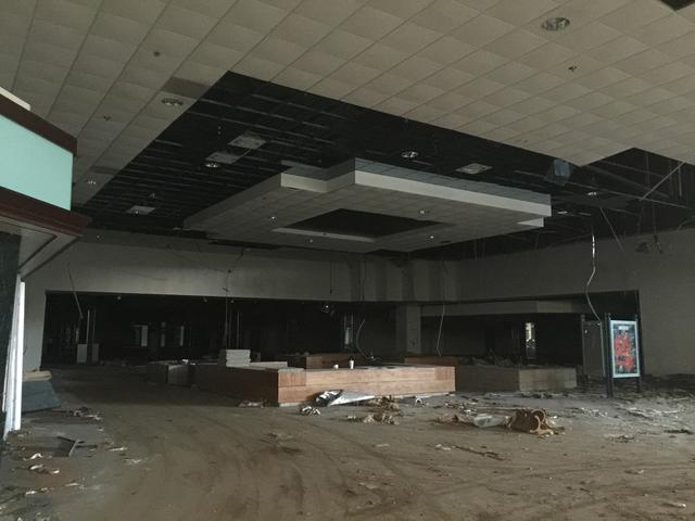Metro North Mall Kansas City Demolition