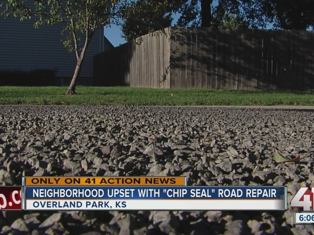 Op residents frustrated with street maintanence strategy - Home and garden show overland park ...