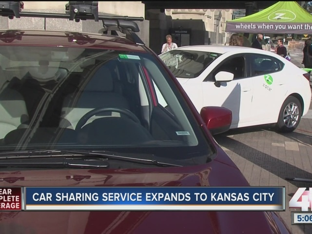 Super Car Rental Kansas City