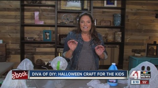 Diva of DIY: Halloween crafting for the kids