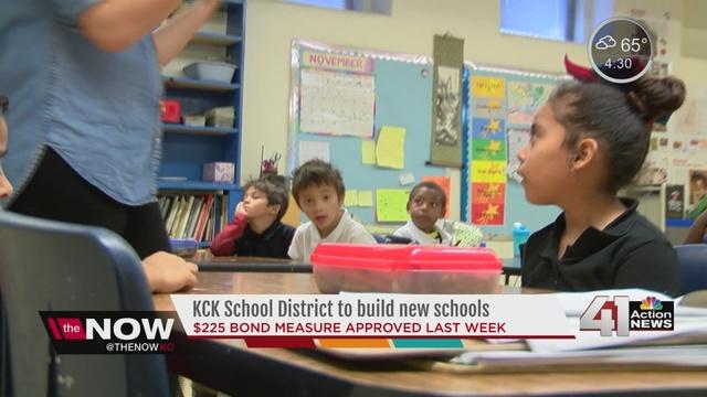 Kansas City, Kansas Public Schools gets major makeover thanks to bond  referendum