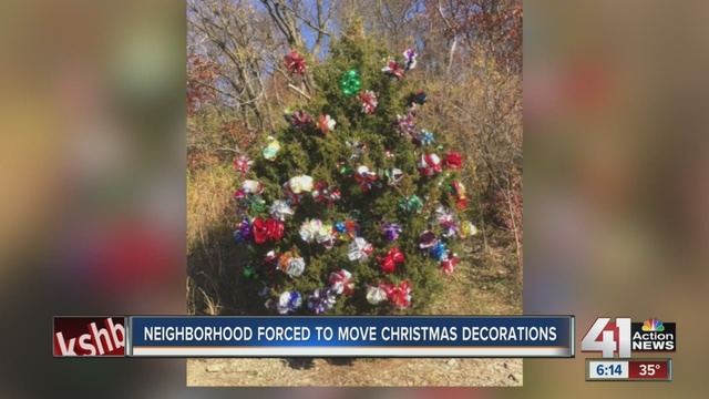parkville blames modot for stealing christmas - Stealing Christmas