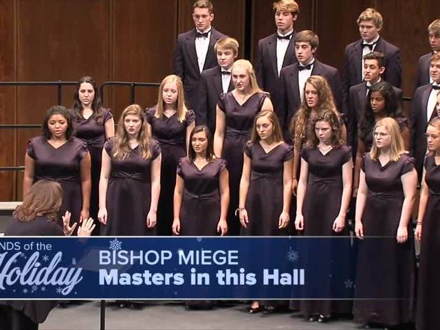 Bishop Miege - Sounds of the Holiday