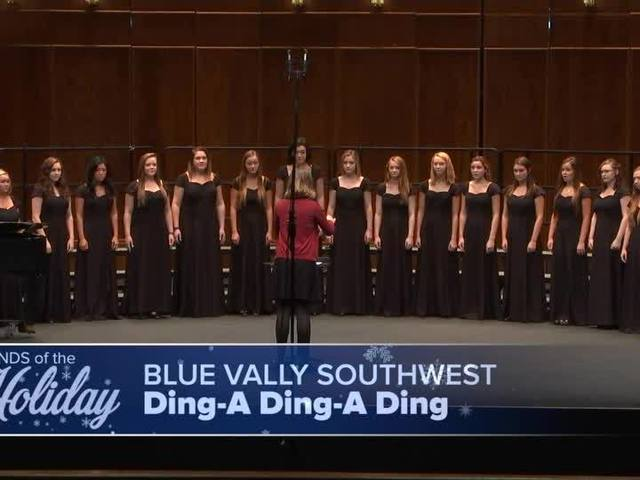 Blue Valley Southwest - Sounds of the Holiday