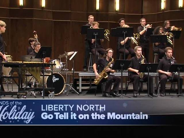 Liberty North Band - Sounds of the Holiday