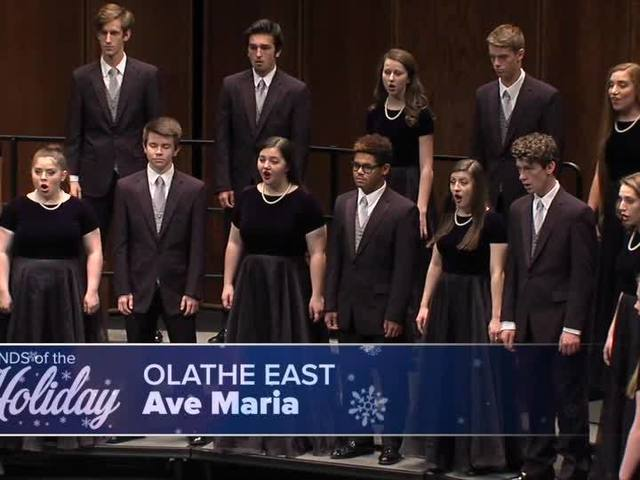 Olathe East - Sounds of the Holiday