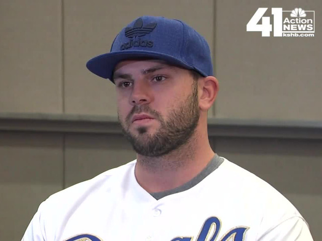 Mike Moustakas turned down $45 million offer from Angels