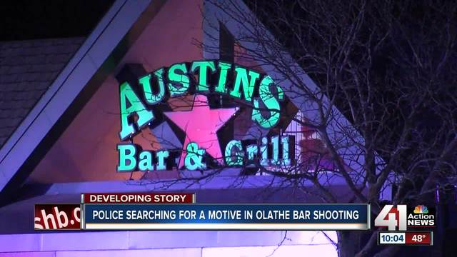 Olathe community stunned, saddened by bar shooting - KSHB ...