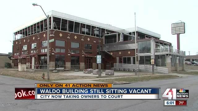 Future Of Old KCMO Brandsmart Building Is Stagnant
