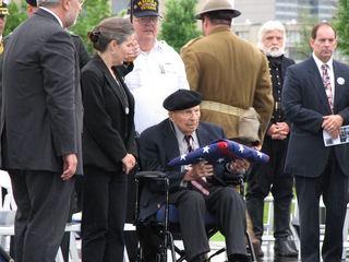 Last WWI Veteran from Kansas City area