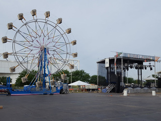 Boulevardia preps for events and heat