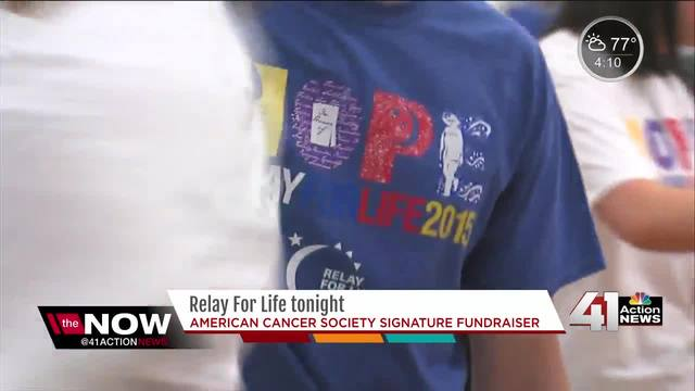 one step at a time relay for life raises money for cancer treatment