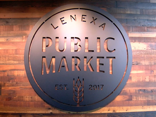 Lenexa Public Market 3 months later