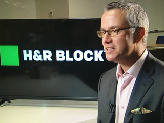 H&R Block names Jeff Jones new president, CEO