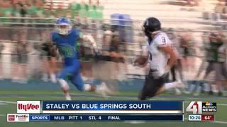 Friday football: Staley beats Blue Springs South
