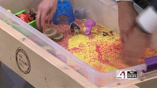 Messy Play Movement brings sensory play home
