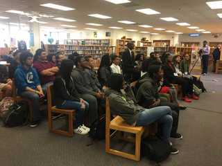 KCPS superintendent hosts town hall forum
