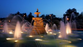 Kansas City: The City of Fountains