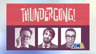 Jason Sudeikis to host Thundergong!