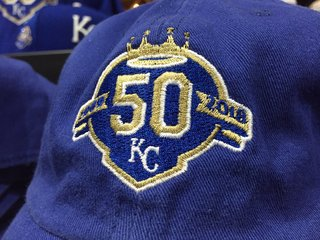 Royals team store gears up for team's 50th year