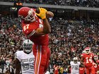 Chiefs TE Kelce is among NFL's best receivers