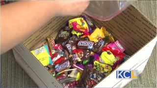 Local students send care packages to soldiers