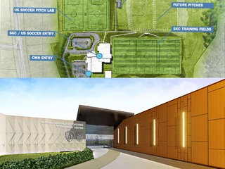 National soccer training center to open in KCK