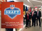 Kansas City named NFL Draft city finalist