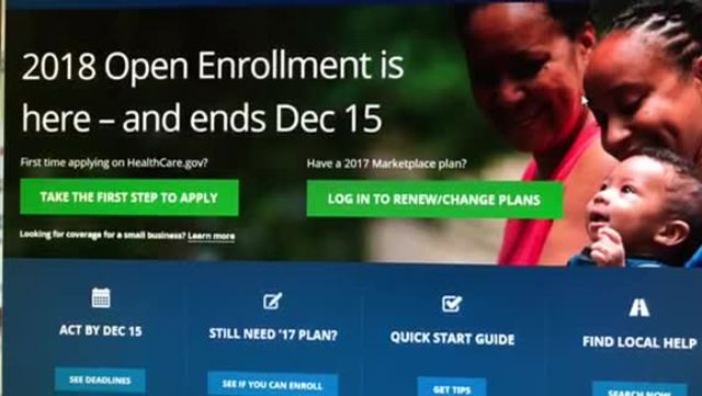 Almost 1.5 million people signed up for Obamacare plans so far: CMS