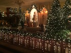 Enjoy an old-timey Christmas at Strawberry Hill