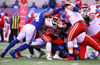 Giants stuff Chiefs in overtime affair