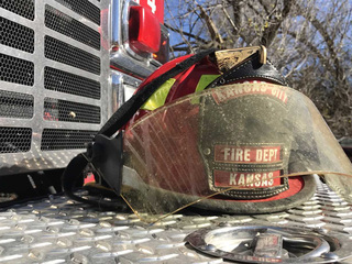 KCK firefighters battle 3 separate fires