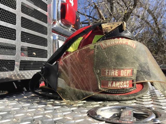 KCK firefighters battle 3 separate fires