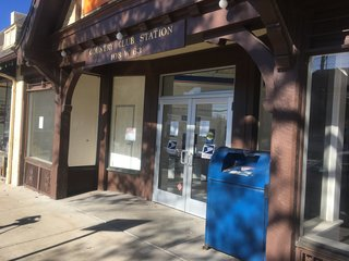 Brookside post office temporarily closed