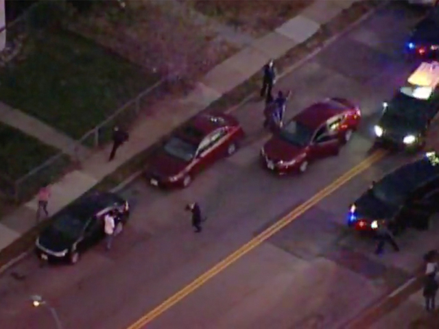 Driver attempts to run over KCK officer